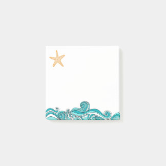 Starfish Story Adoption Party Favors Post-it Notes