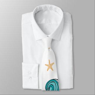 Starfish Story Adoption Personalized Gift Tie