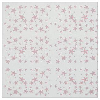 starfish tropical fabric