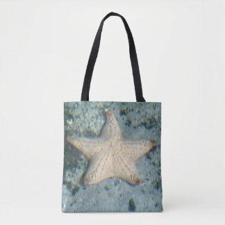 Starfish Underwater Tote Bag