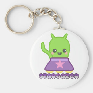 STARGAZER Alien Basic Keychain
