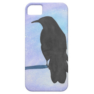 Stargazing Crow Barely There iPhone 5 Case