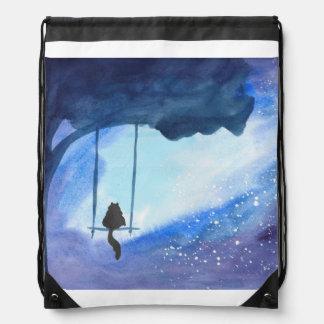 Stargazing Kitty Backpack