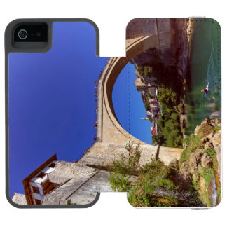 Stari Most, Mostar, Bosnia and Herzegovina Incipio Watson™ iPhone 5 Wallet Case