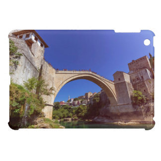Stari Most, old bridge, Mostar, Bosnia and Herzego Case For The iPad Mini