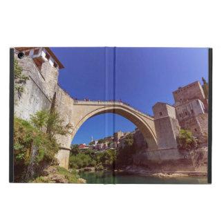 Stari Most, old bridge, Mostar, Bosnia and Herzego iPad Air Case