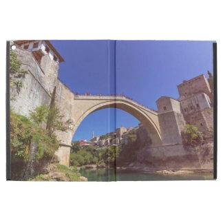 "Stari Most, old bridge, Mostar, Bosnia and Herzego iPad Pro 12.9"" Case"