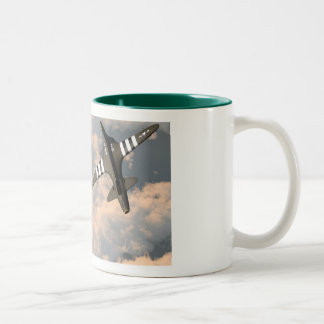 Starjets: Tally Ho! Two-Tone Coffee Mug