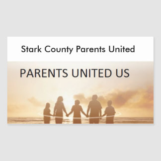 Stark County Parents United Sticker