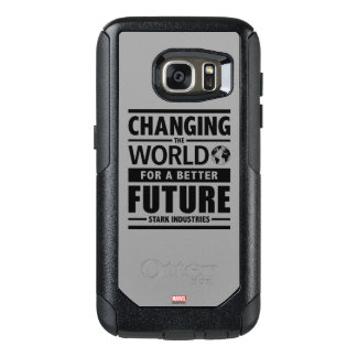 Stark Industries Changing The World OtterBox Samsung Galaxy S7 Case