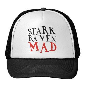 Stark Raven Mad Trucker Hat