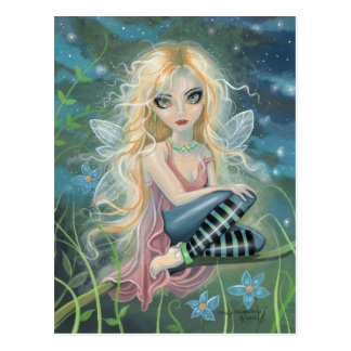 Starlight Fairy Fantasy Art Postcards