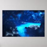 Starlight Grotto Poster