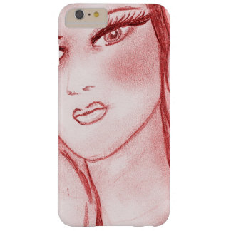 Starlight Mary - Red Barely There iPhone 6 Plus Case
