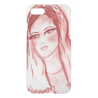 Starlight Mary - Red iPhone 8/7 Case