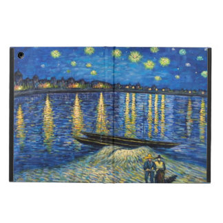 Starlight over the Rhone iPad Air Powis Cover Cover For iPad Air