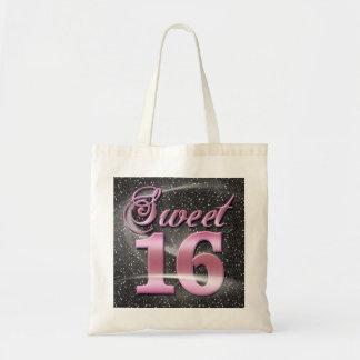 Starlight Sweet 16 Tote Bag