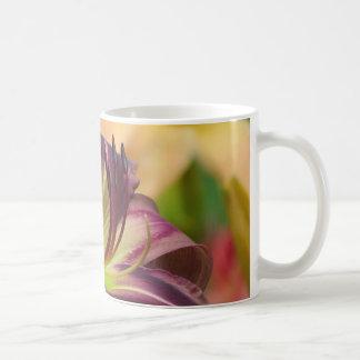 Starman's Colors - Daylily Coffee Mug