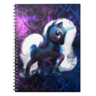 Starmist Unicorn Notebooks