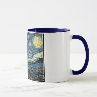 starrt night mug