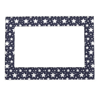 Starry Blue Magnetic Picture Frame