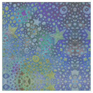 Starry Colors Fabric