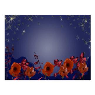 starry - Customized Postcard