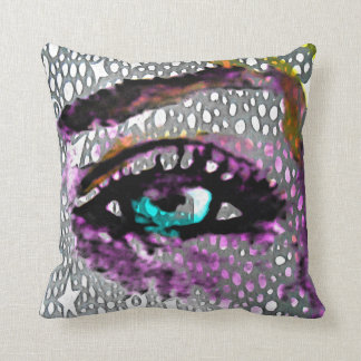 Starry Eye Cushion