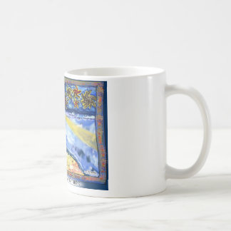 Starry-Fish Starry-Fish Night Coffee Mug
