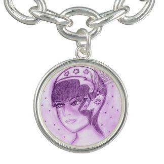 Starry Flapper - Purple