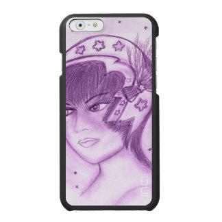 Starry Flapper - Purple Incipio Watson™ iPhone 6 Wallet Case