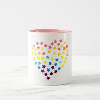 Starry Heart Mug