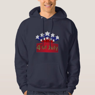 Starry Independence Day Hoodie