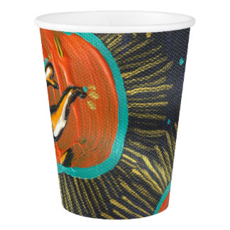Starry Jacks Halloween Paper Cups