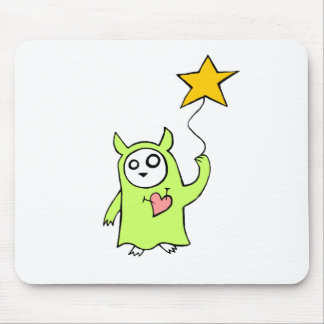 Starry Monster Mouse Pads