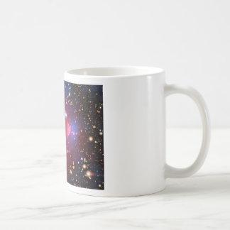 Starry Nebula Basic White Mug