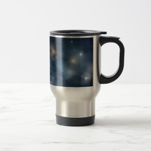 Starry Nebulae Coffee Mugs