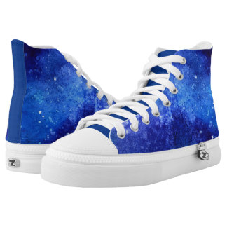 Starry Nght High Tops