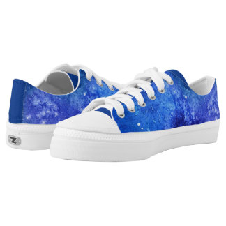 Starry Nght Low Tops