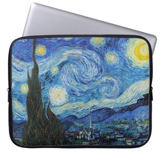 "Starry Night 15"" Neoprene Laptop Sleeve"