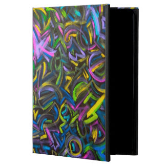 Starry Night - Abstract Art Handpainted iPad Air Cases