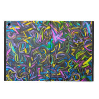 Starry Night-Abstract Art Handpainted iPad Air Cases