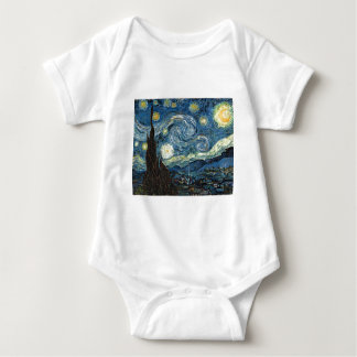 Starry Night Baby Bodysuit