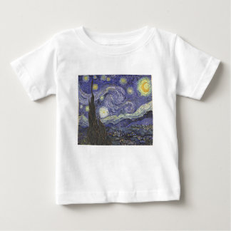 Starry Night Baby T-Shirt