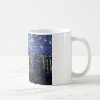 Starry Night by the Rhone Mug