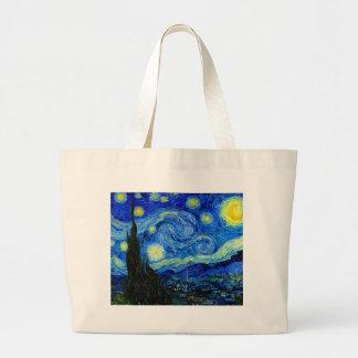 Starry Night by Van Gogh Bag