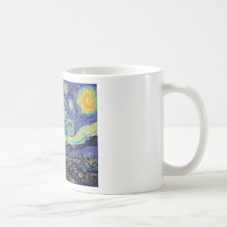 Starry Night by van Gogh Coffee Mug