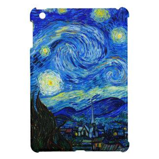 Starry Night by Van Gogh iPad Mini Cover