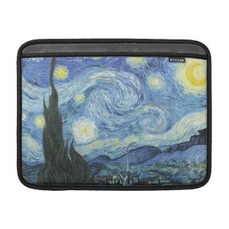 Starry Night by Van Gogh MacBook Air Sleeves
