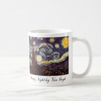 Starry Night by Van Gogh Mug